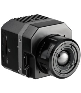 La cámara FLIR DUO PRO-R
