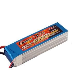 Batterie Gens Ace 4S 5000mAh 14.8V