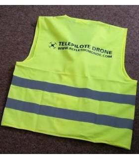 """Fluorescent Jacket """"Télépilote"""""""