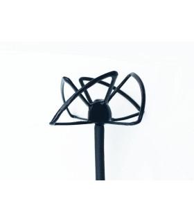 antena CUCHARADAS de hoja de trébol coleta