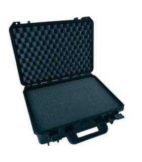Koffer MAX430S mit würfel-schaumstoff