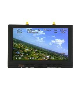 "écran LCD 7"" HD Diversity"