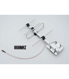 Antenne Yagi Crossfire TBS 868MHz