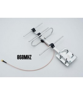 Yagi antenna Crossfire TBS 868MHz