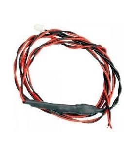 cable de telemetría (sensor de voltaje) Futaba