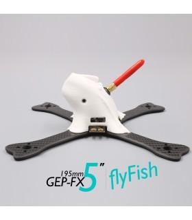 Chasis GEP-FX5 FlyFish GEPRC