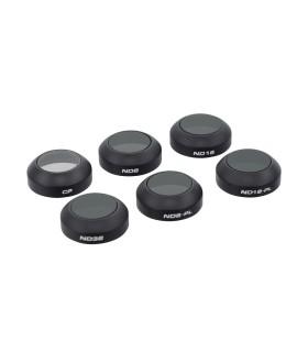 Pack of 6 Filters Polar Pro DJI Mavic Pro