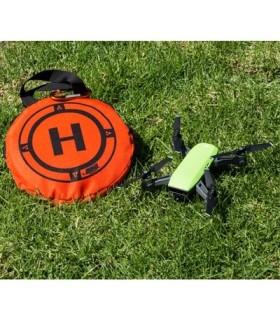 HOODMAN Piste PLIABLE décollage drones 61cm