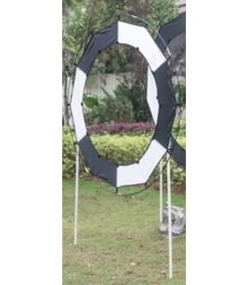 Air-gate in form eines ringes