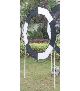 Air gate in the form of a ring