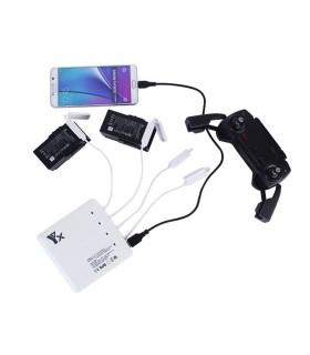 Chargeur multiple 8A pour Mavic Air DJI