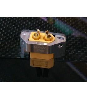 abrazadera de XT60 (vertical), Lince FPV