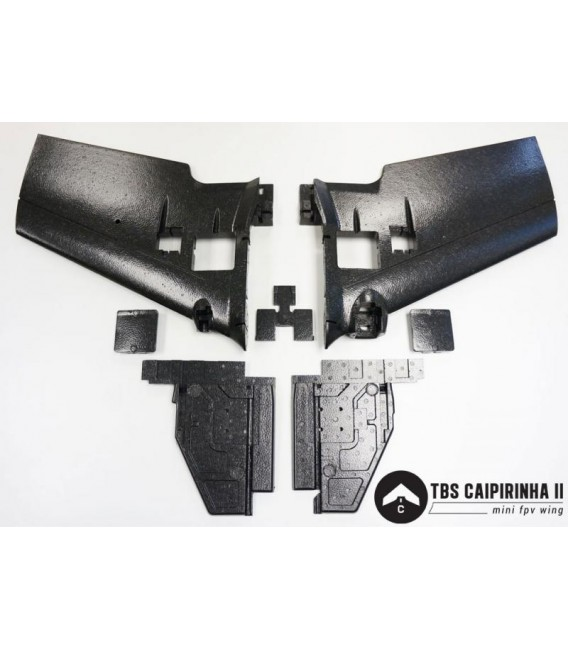 Spare parts for the TBS Caipirinha II