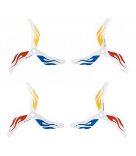 Las hélices de AZURE PODER V2 5150