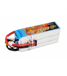 Battery Gens Ace 2600mAh 11.1 V 3S