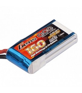 Battery Gens Ace 160mAh 7.4 V 2S 30C