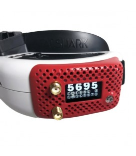 Receptor de 5.8 Ghz RapidFIRE ImmersionRC para gafas Fatshark
