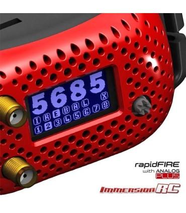 Récepteur ImmersionRC 5,8 Ghz RapidFIRE pour lunettes Fatshark