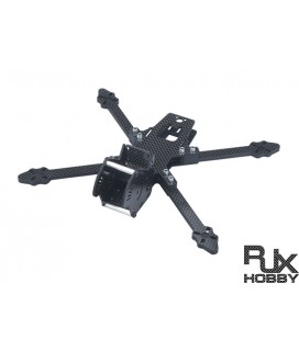 Chassis carbon RJX Hobby 220mm