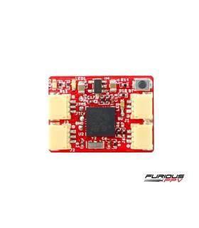 FuriousFPV de la Tira del LED Controlador Inteligente de la Junta de