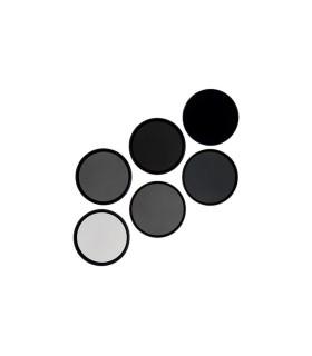 Pack de 6 filtres Polar Pro pour DJI Zenmuse X5 / X7