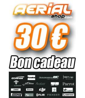 GIFT VOUCHER OF 30€