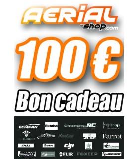 CHEQUE REGALO DE 100€