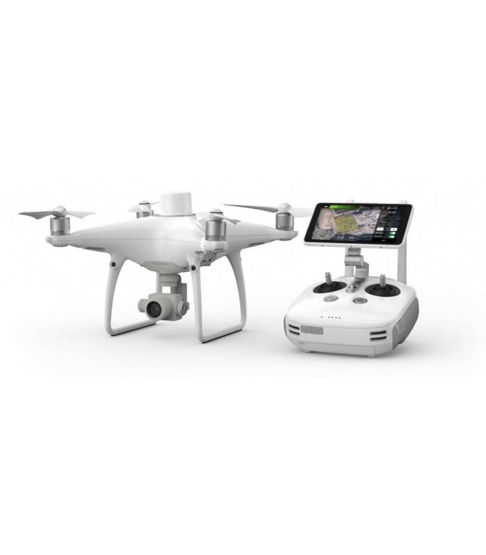 The latest version of the DJI Phantom 4, here in RTK and dedicated to the photogramétrie.