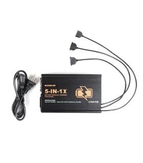 Chargeur multiple pour DJI SPARK 2,5 A