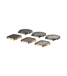Pack of 6 filters Polar pro Cinema Series for Mavic Pro 2