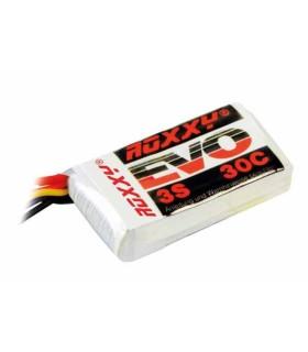 Batterie Lipo 3S 450mAh 30C EVO Roxxy