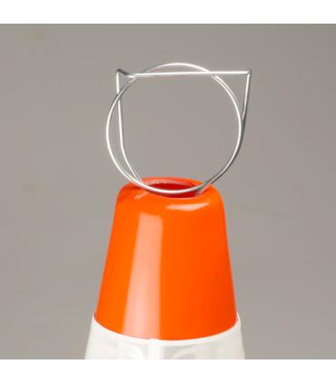 Support de rubalise pour cône de signalétique - Hoodman