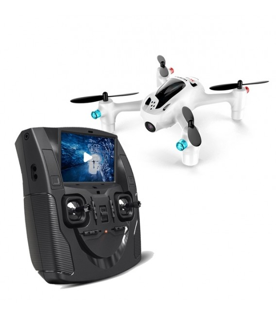 Hubsan X4 H107D+ with a return to FPV