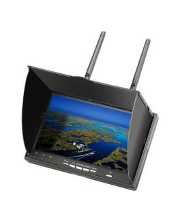 "Monitor de 7"" Eachine 5.8 GHz LCD 5802D"