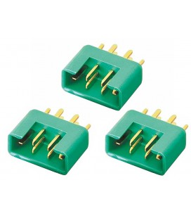 Taken original Multiplex 6-pin connector (for 3)