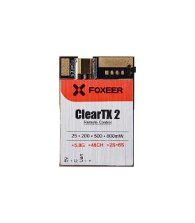 Emetteur vidéo Foxeer clearTX2 5,8GHz