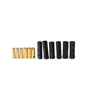 Connecteurs Tmotor bullet 3mm