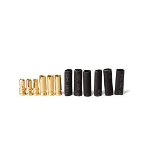 Connecteurs Tmotor bullet 4mm