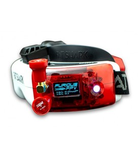 Video receiver True D X Furious FPV
