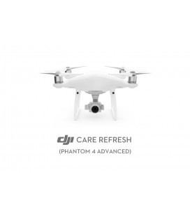 DJI CARE REFRESH pour Phantom 4 Avanced (1 an)