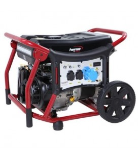 Rental generator 6,5 KW to the day