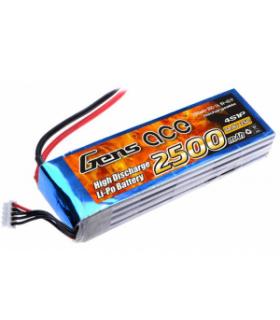 Batería Lipo Gensace 4S 2500mAh 25C