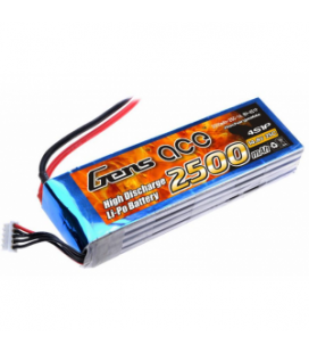 Battery Lipo Gensace 4S 2500mAh 25C