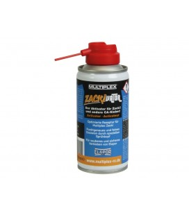 Activator for cyanoacrylate glue Zackivator