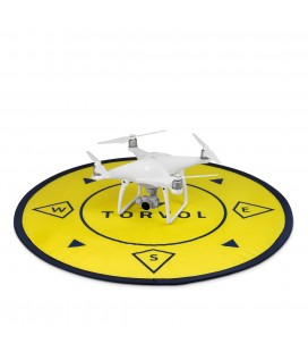 Pista para el drone Torvol