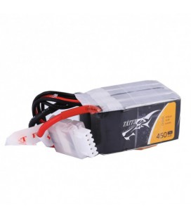 Lipo battery Tattu 450mAh 4S 75C