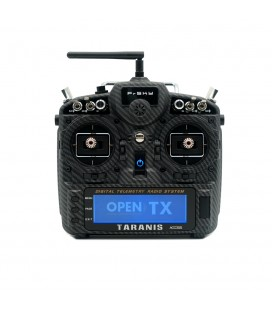 Radio FrSky TARANIS X9D Plus Special Edition Carbon