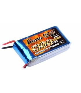 Gens ACE LiPo 2S 1300mAh 25C