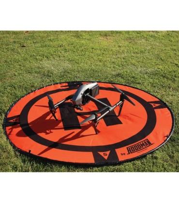 HOODMAN Piste pliable pour décollage et atterrissage de drones 150cm