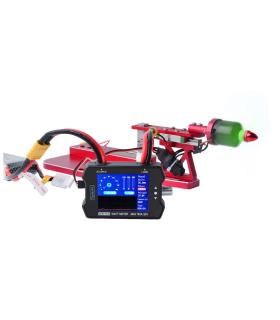 Alimentación-medidor de WM150 kit de herramientas de RC